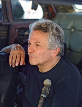 George Miller, director de la saga cinematográfica Mad Max.