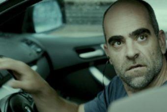 Tentsio handiko rola jokatu du Luis Tosarrek El desconocido thrillerrean.