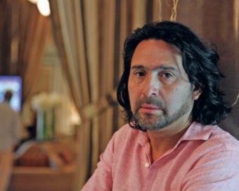 Orlando Arriagada, realizador del documental sobre el ceviche.