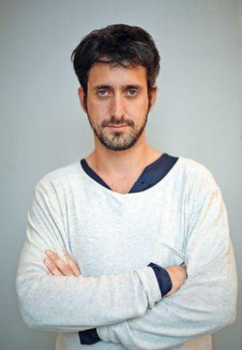 El joven realizador Eugenio Canevari.