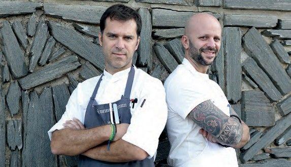 Los chefs Tomas Kalika y Mikel Gallo prepararán la cena temática.