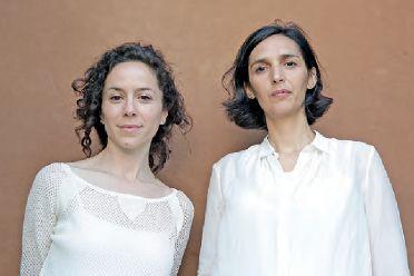 Cecilia Atán y Valeria Pivato, directoras de La novia del desierto.