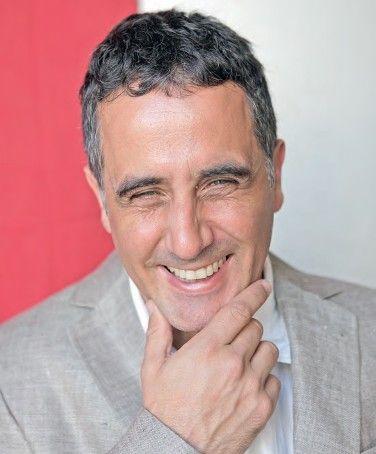 Ulises Rosell, director de Al desierto.