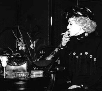 Bette Davis, genio y figura.