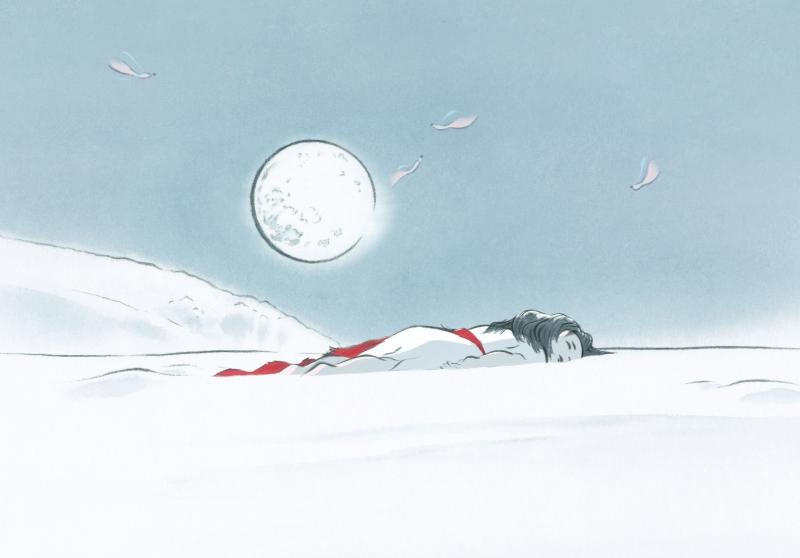 KAGUYA-HIME NO MONOGATARI / THE TALE OF THE PRINCESS KAGUYA