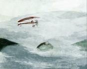 HUBERT LE BLONEN AZKEN HEGALDIA / THE LAST FLIGHT OF HUBERT LE BLON