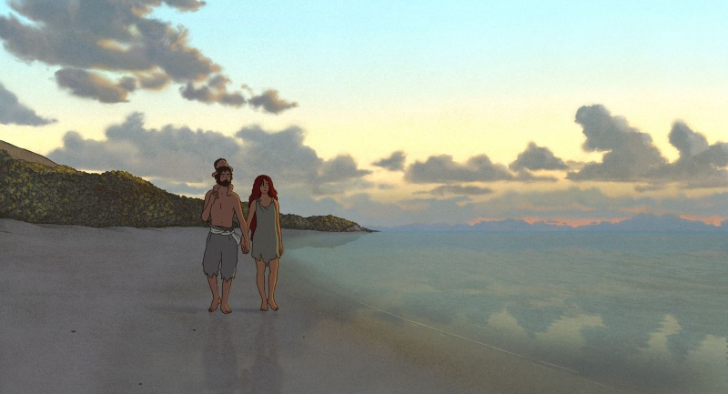 LA TORTUE ROUGE / THE RED TURTLE